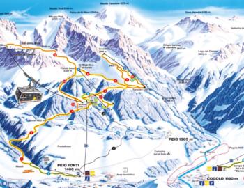 Trasy, Stoki Val di Pejo